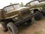 Урал 4320 с двигателем 740