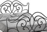 Кровать металическая