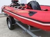 Лодка Zodiac Futura S Mark 3 и Mercury 40 JET